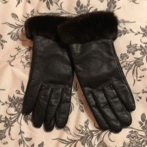 Accessories - Leather (Lamb) Gloves